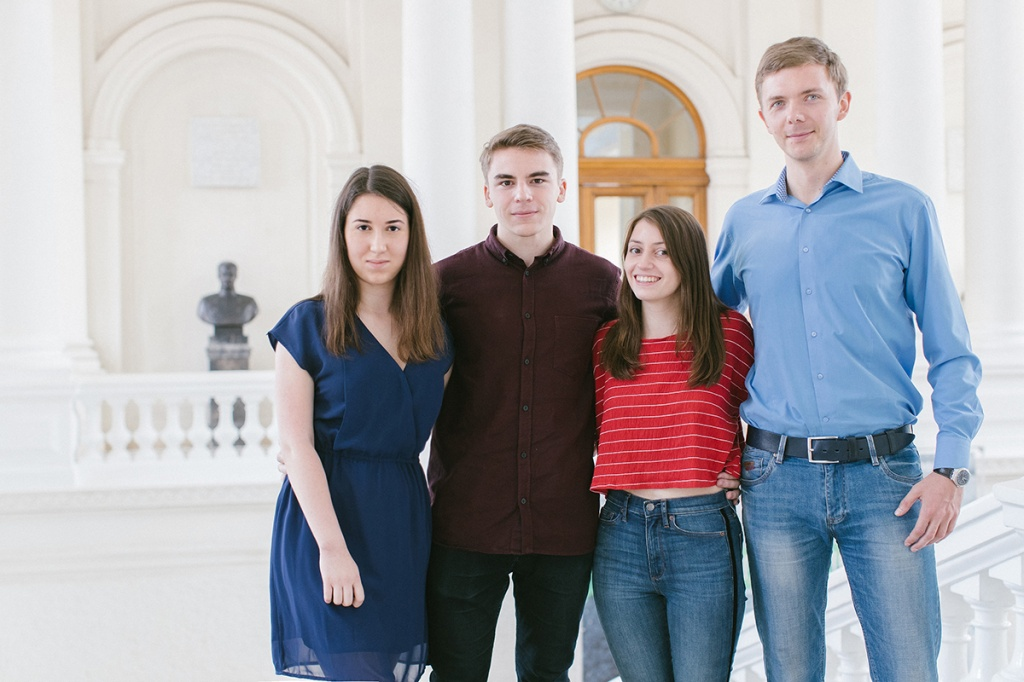 Tutor Forces  Helps International Students at SPbPU