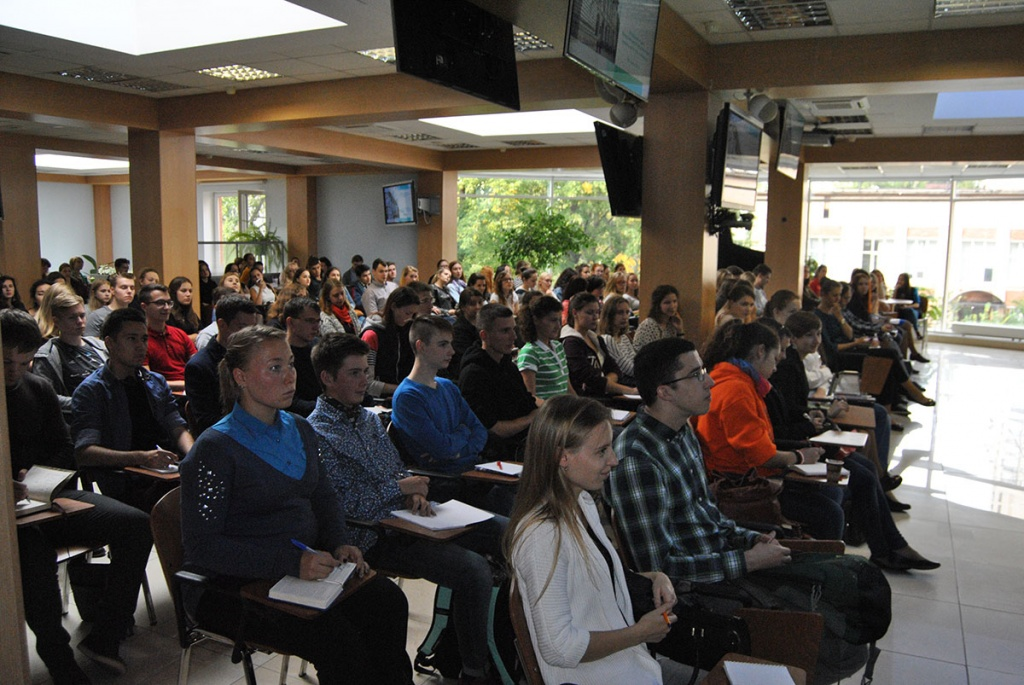 New International Academic Year in SPbPU