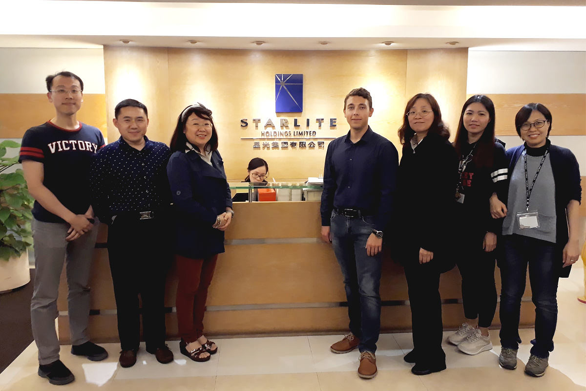 During their internships, SPbPU postgraduate students visited Hong Kong plants and factories