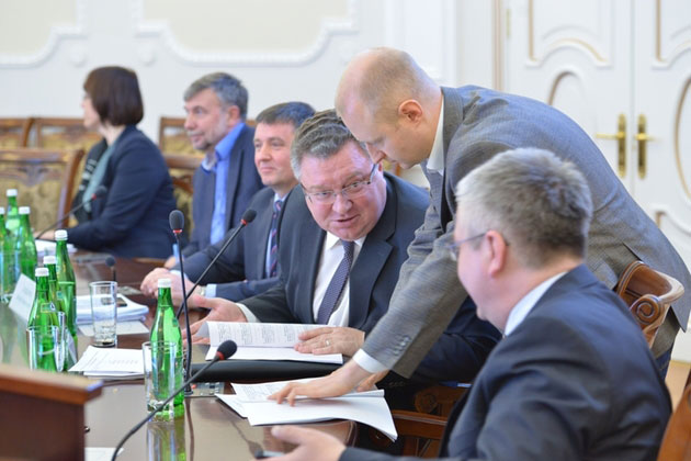 A. I. Rudskoy participated in the council  meeting on open education at the Ministry of Education and Science of the Russian Federation