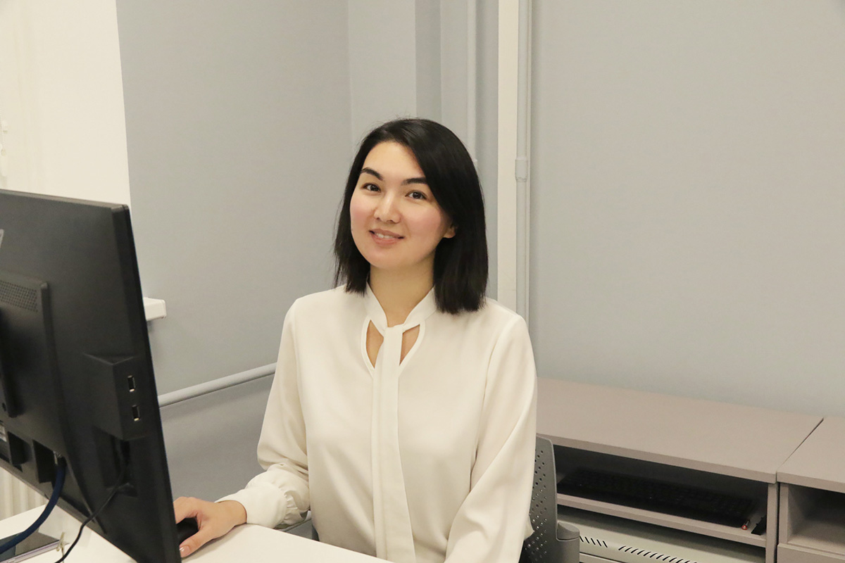 Zarina Asadova, the coordinator of summer and winter schools of Polytechnic University, described how to take part in the new course on artificial intelligence