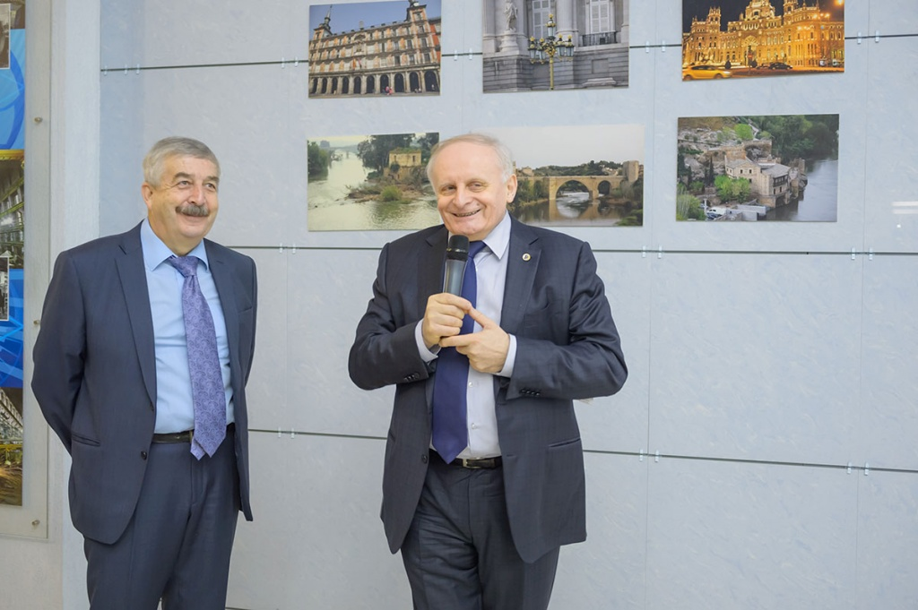 "SPbPU and JSC ""Power Machines"" Cooperation: from Science to Art"