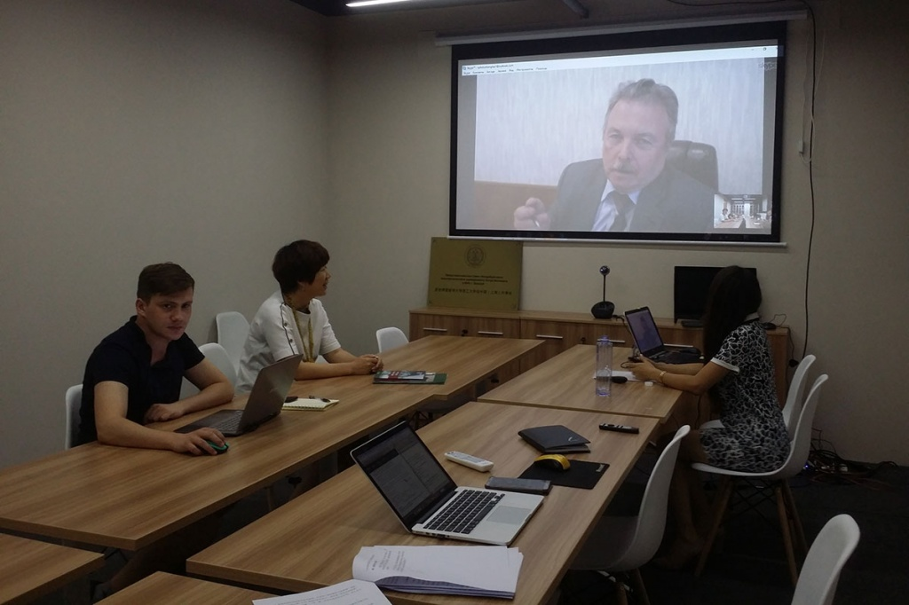 New Plans and Successes of the SPbPU Office in Shanghai