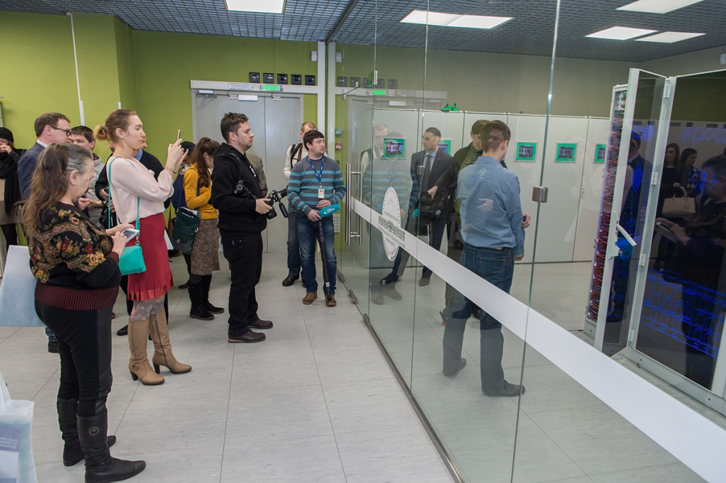 Polytech hosted a press tour for North-West media