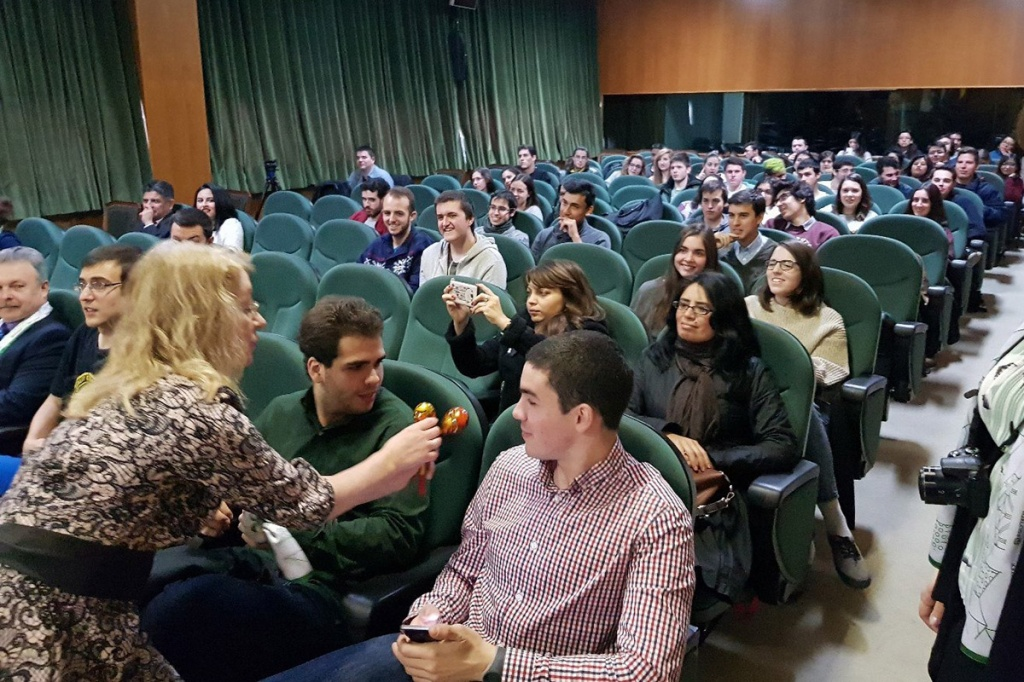 Time to speak Russian: Polytechnic University organized educational and cultural events in Spain