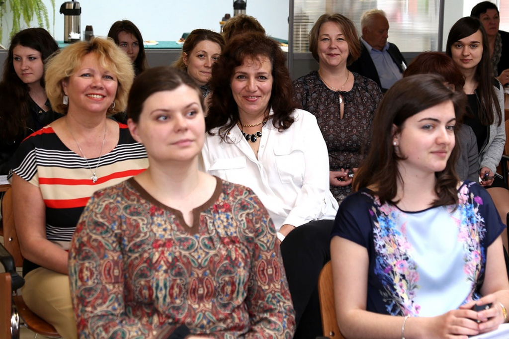 SPbPU Discussed how to Attract International Lecturers to Russian Universities
