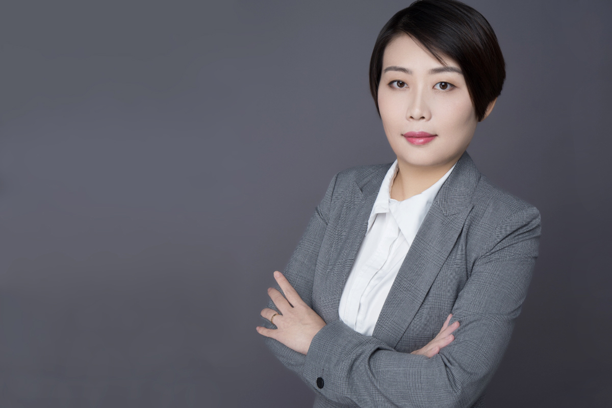 SPbPU alumna Hao Mayfen The polytechnic education gives a powerful start to a successful career