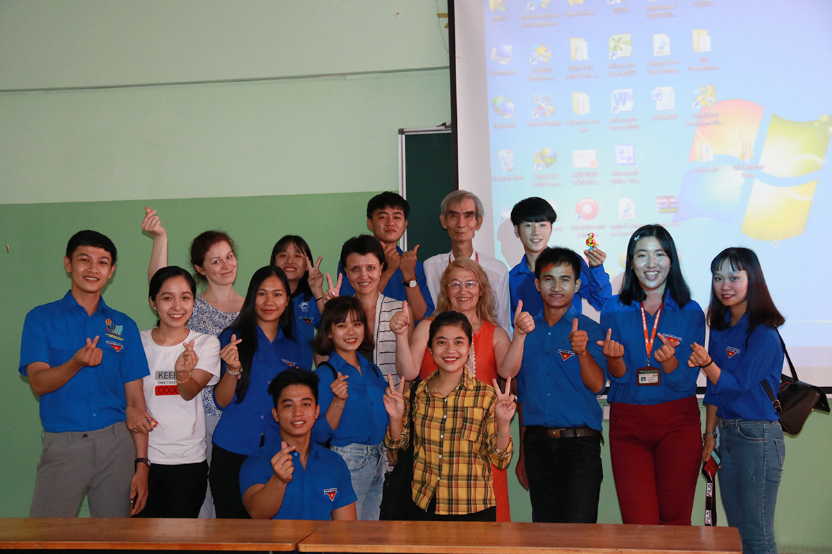 Russianists of Polytechnic University: popularity of the Russian language in Vietnam is going up