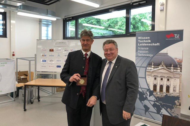 A New Milestone in Cooperation Between SPbPU and TU Graz
