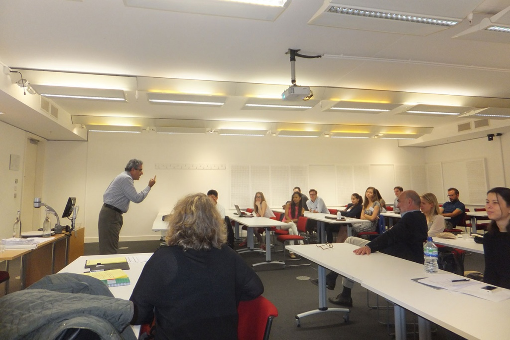 A Meeting of the Representatives of the Leading European Universities in London – Symposium WC2