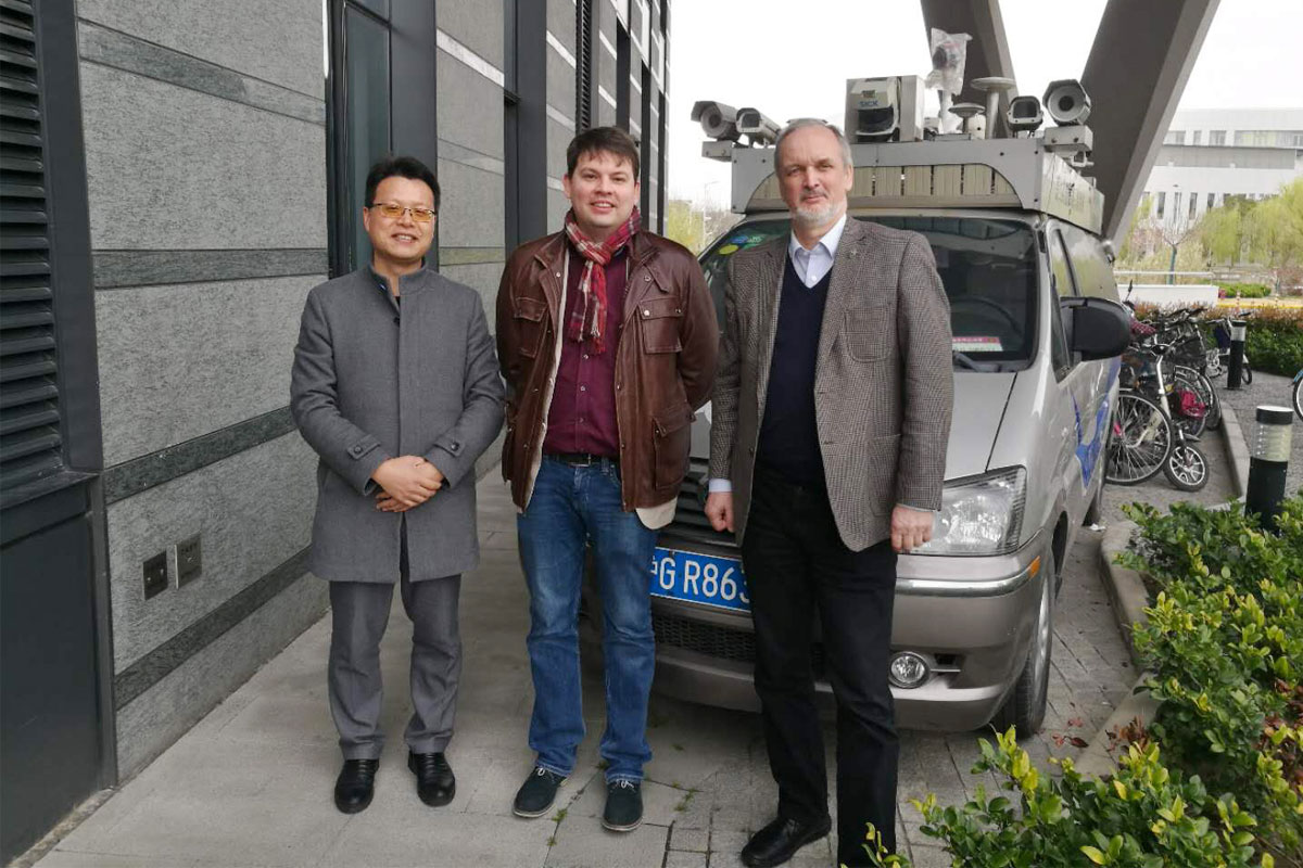 In mid-March, an SPbPU delegation headed by professor V.L. BADENKO visited the ECNU with the purpose of working on joint projects within the framework of BRICS cooperation