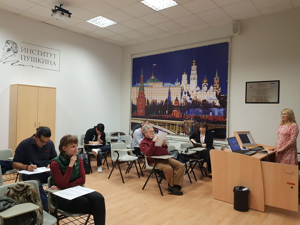On the edge of the world  Polytech carried out the Days of the Russian culture at the University of Cadiz