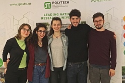 International Students come to Russia to learn Russian