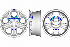 Russia's largest automotive wheels manufacturer to use virtual testbeds