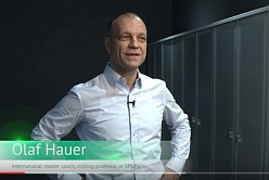 Interview with the visiting professor Olaf Hauer