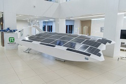 Russian Engineers Invented the First Unmanned Solar Wing-in-ground-effect Vehicle.  UK Tech News