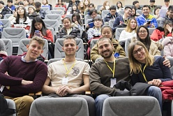 International Polytechnic Winter School: 140 participants