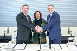 Gazprom Neft signs a tripartite Cooperation Agreement with Politecnico di Torino and the Peter the Great St Petersburg Polytechnic University. EIN Newsdesk