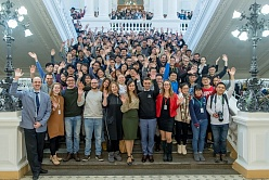 The International Polytechnic Winter School: Updated and Ready to Go