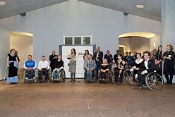 "Polytechnic Graduates Implemented the Project about Paralympic Athletes ""Breathe in_ Breathe in"""