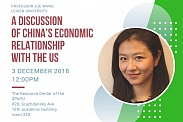 Strategic cooperation or great-power competition? A discussion of China's economic relationship with the US