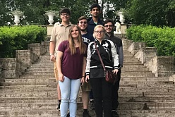 Abington Heights High School seniors, enjoy summer study trip in Russia. Abington Journal