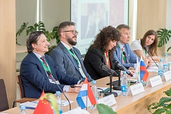 Polytechnic University Brings Together Russian and Foreign Partners at the International Polytechnic Week