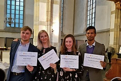 Polytechnic University students won awards at The Fresh Connection global student competition