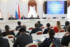 SPbPU Establishes a Russian-Chinese Science & Education Center  in Collaboration with International Partners